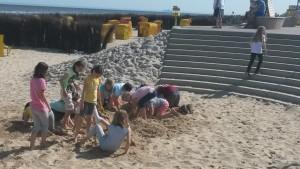 Sand für alle