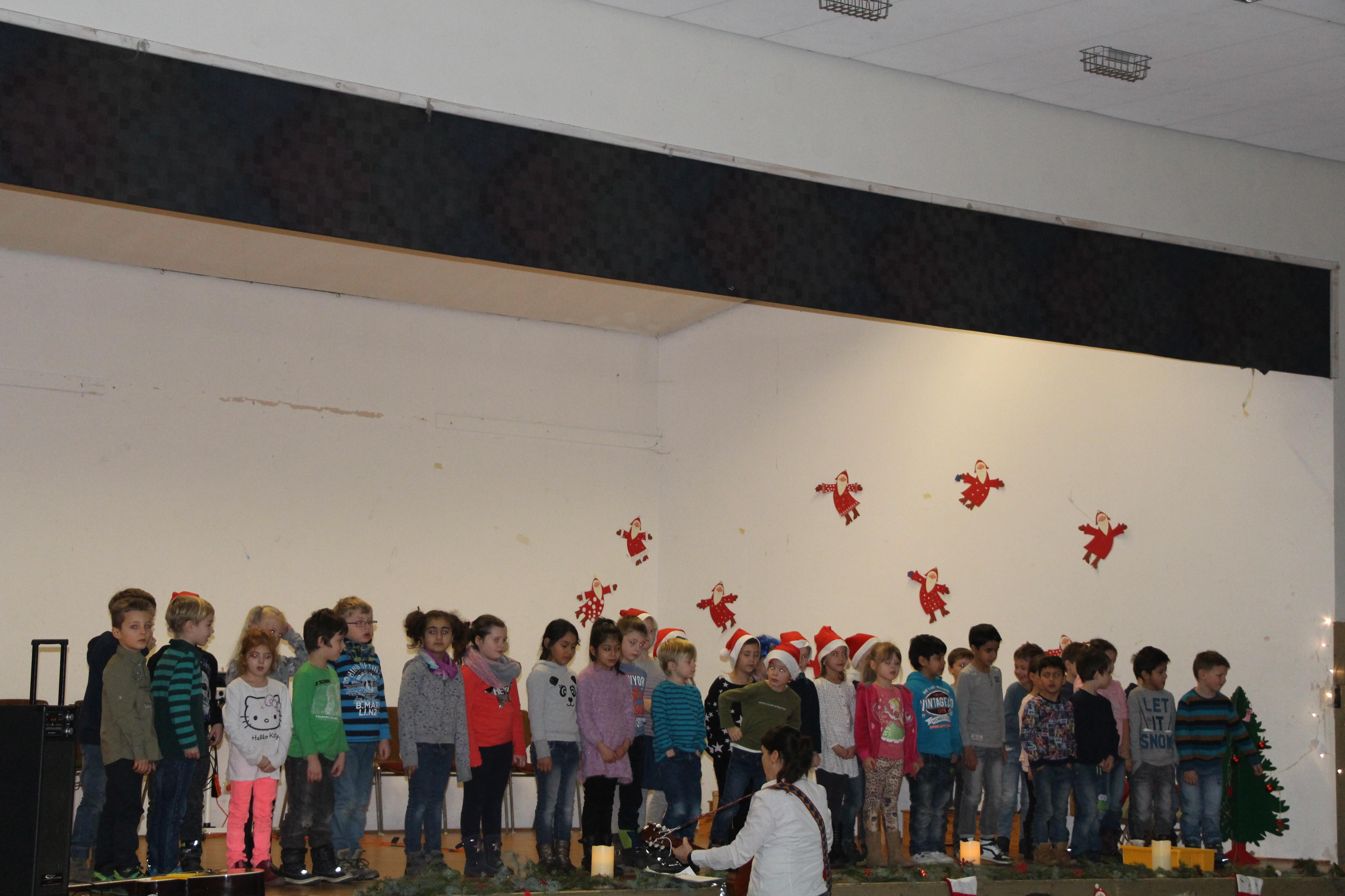 Grundschule Weihnachtsfeier.Grundschule Wilgersdorf Weihnachtsfeier