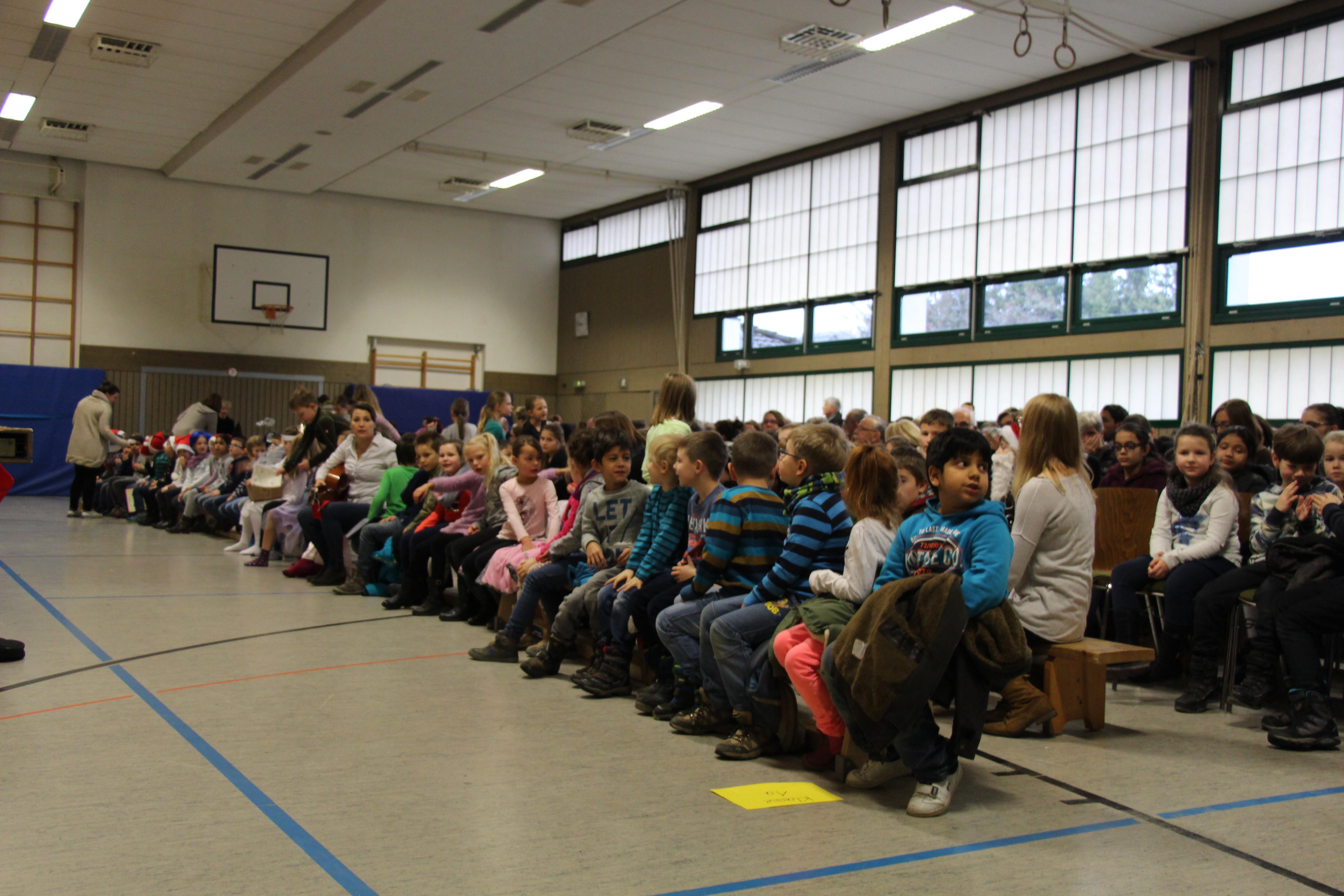 Weihnachtsfeier Im Januar.Grundschule Wilgersdorf Weihnachtsfeier